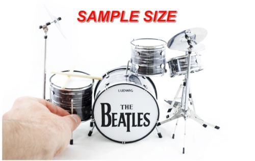 Ringo Starr Classic Beatles Mini Drum Set